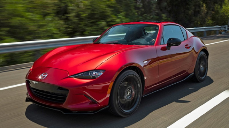 2019 Mazda MX-5 Miata : A Summarized View