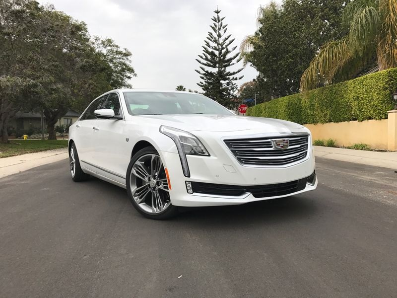 ROAD TEST: 2017 Cadillac CT6 Rechargeable Hybrid