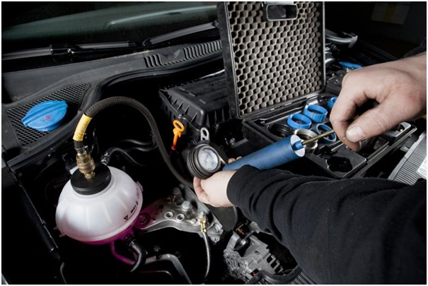 How to Deal with Gas Leaking in Your Car