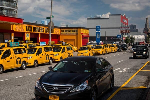 Why taxi services are more convenient than other transport services?
