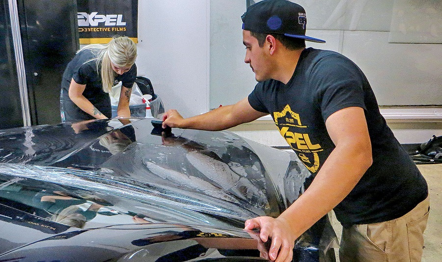 What to know about paint protection film in Edmonton