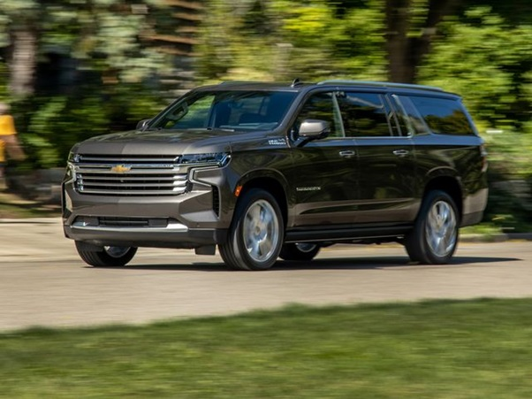 Utility and Performance Score of the 2021 Chevrolet Suburban