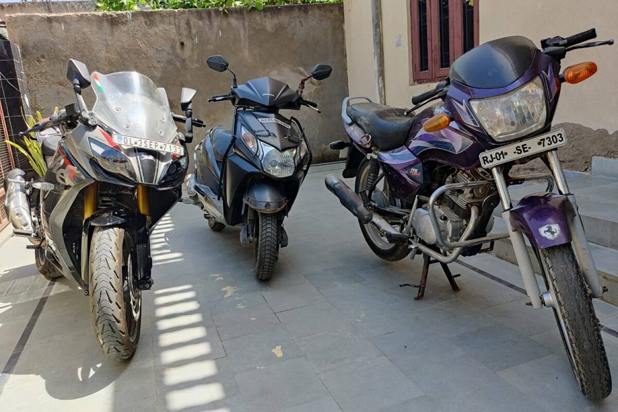 How to maintain your two-wheeler in pandemic lockdown: