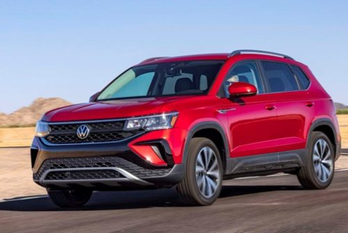 What is Expected from the New 2022 Volkswagen Taos?