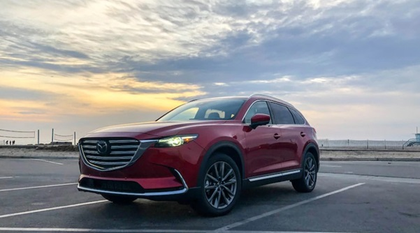 First Drive Impression of the New 2022 Mazda CX-9